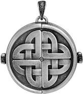 Summit Celtic Locket Collectible Jewelry Accessory Tribal Medallion Necklace