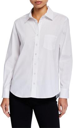 Finley Alex Perfect Button-Front Blouse
