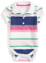 Tommy Hilfiger Final Sale- Fresh Stripe Polo Bodysuit