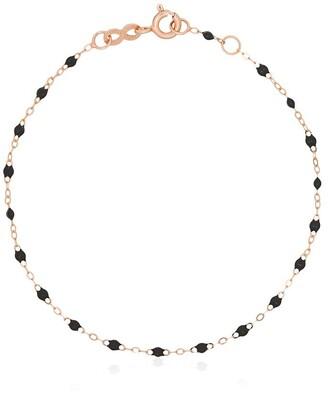 Gigi Clozeau 18K rose gold resin bracelet