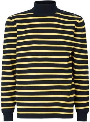 Stella McCartney Wool Breton Stripe Sweater