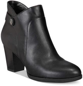 Giani Bernini Abalina Memory Foam Booties, Women Shoes