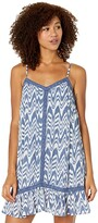 Thumbnail for your product : Rock and Roll Cowgirl Tie-Dye Crinkle Cotton Dress D5-9940
