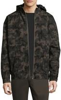 Zanerobe Men's Box Camo Cotton Jacket