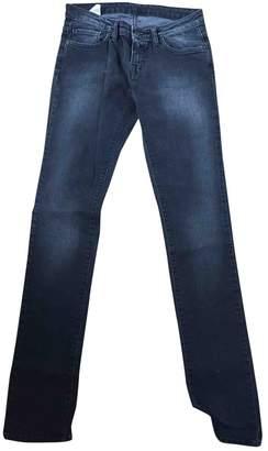 Edwin Grey Cotton - elasthane Jeans for Women