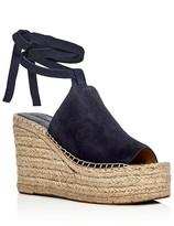 Sigerson Morrison Audora Espadrille Platform Wedge Sandals
