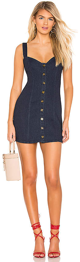 Privacy Please Paloma Mini Dress
