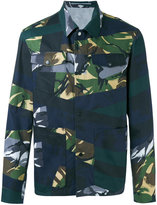 Kenzo Broken Camo workwear jacket - men - Cotton - S