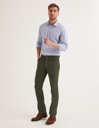 Slim Leg Cord Jeans