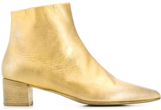 Marsèll Pointed Ankle Boots