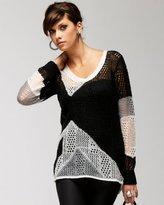 Webby Knit Pullover
