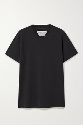 Bottega Veneta Cotton-jersey T-shirt - Charcoal