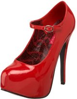 Pleaser USA Bordello by Women's Teeze-07 Pump