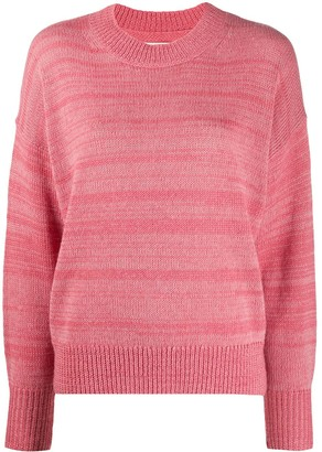 Etoile Isabel Marant Knitted Long Sleeve Jumper