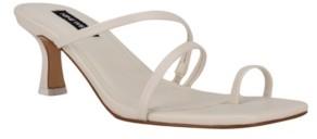 Nine West Women's Aila Strappy Sandals Women's Shoes