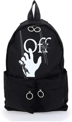 Off-White Logo-print Backpack