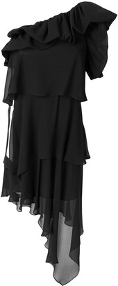 Givenchy One Shoulder Dress