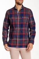 Robert Graham Becco Tailored Fit Plaid Sport Shirt