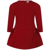 Chloé ChloeBaby Girls Red Milano Dress