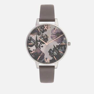 Olivia Burton Women's Twilight Floral Watch