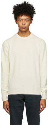 DOPPIAA Off-White Wool Appio Sweater