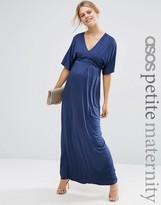 Asos PETITE Kimono Maxi Dress