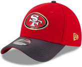 New Era San Francisco 49ers Gold Collection On-Field 39THIRTY Cap