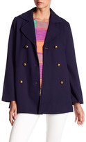 Julie Brown Penny Double Breasted Coat