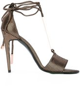 Pierre Hardy 'Blondie' sandals - women - Calf Leather/Leather - 36
