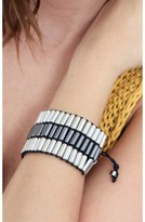 Shashi Military Three Row Bracelet