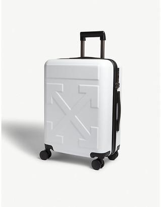 Off-White Arrow logo four-wheel cabin suitcase 52cm