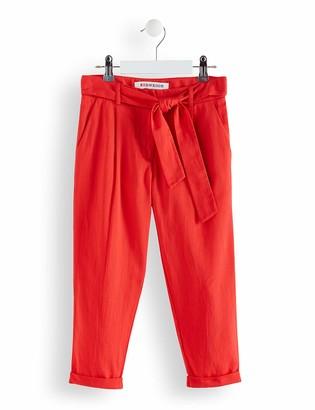 Amazon Brand - RED WAGON Girl's Trouser