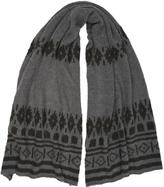 Wooden Ships Hand Knit Wrap