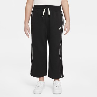 Nike Big Kids' (Girls') French Terry Pants (Extended Size Sportswear