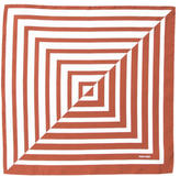 Tom Ford Colorblock Silk Pocket Square