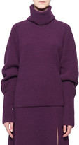 Altuzarra Turtleneck Long-Sleeve Cashmere Sweater