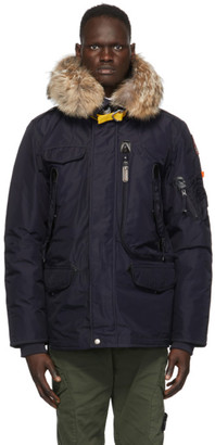 Parajumpers Navy Down Right Hand Jacket