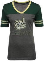 Colosseum Women's Charlotte 49ers McTwist T-Shirt