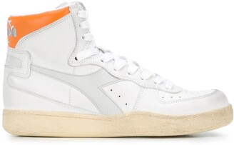 Diadora Flat High Top Sneakers