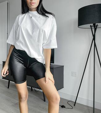 ASOS 4505 Petite disco legging short
