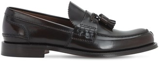 Church's Binder Fume Glossy Leather Loafers