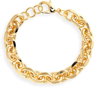 8 Other Reasons Business as Usual Chain Link Bracelet