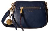 Marc Jacobs Recruit Small Saddle Cross Body Bag