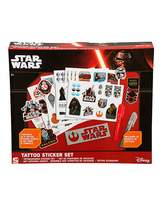 Star Wars E7 Tattoo Sticker Kit