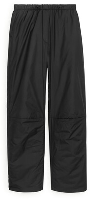 Arket Light Padded Outdoor Trousers