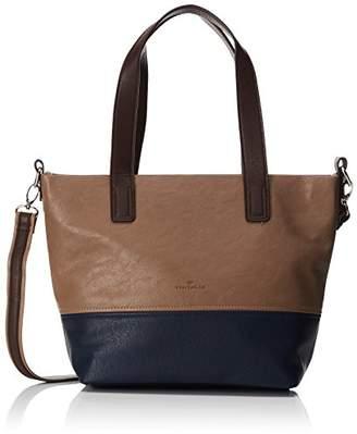 Tom Tailor Women 22025 Shoulder Bag Grey Size: