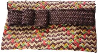 Bow Palm Clutch - Multicolor