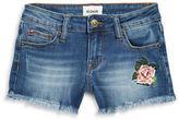 Hudson Girls 7-16 Toddler's, Little Girl's & Girl's Super Power Denim Shorts