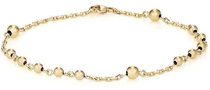 Finn Women's Rosary-Inspired Gold Bracelet