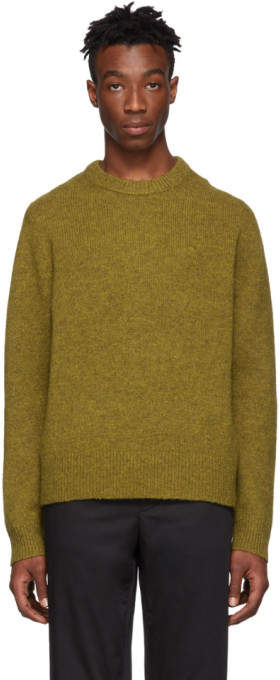 Acne Studios Green Kai Sweater